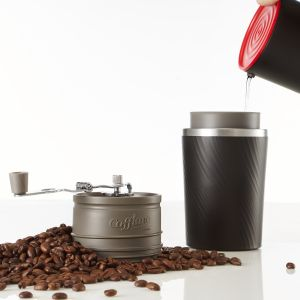 Portable Brewing for Portable Coffee