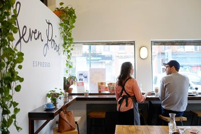 Six coffee stops in Park Slope & Surrounding