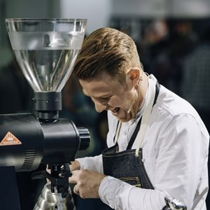 Coffee Masters comes to New York City
