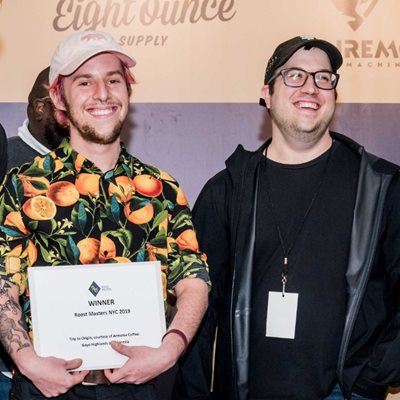Elixr Coffee Roasters on Winning Roast Masters