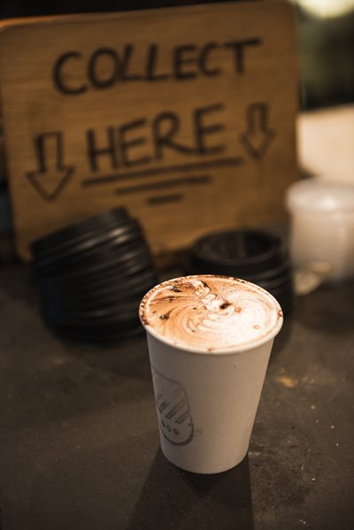 Five coffee stops in Lower Manhattan