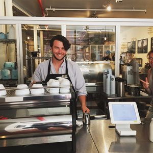 Want to open a coffee shop? Here's how.