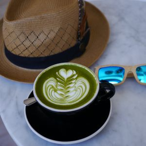 Go Green with a Matcha Masterclass