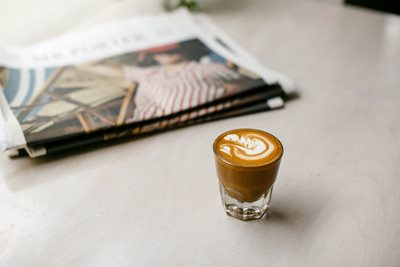 Five coffee stops in Soho & Neighboring