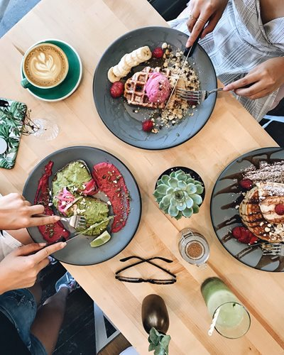 Ten Must-Visit Brunch Cafés in New York City