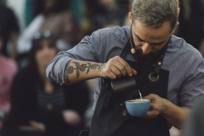 Contenders Announced for Coffee Masters New York 2016